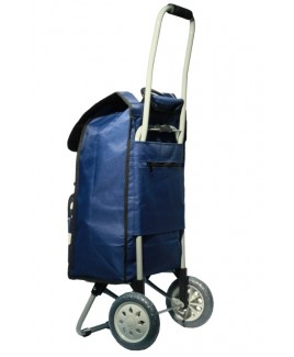 Lorenz Large 2 Wheel Trolley with Foldable Handle- New Lower Price !