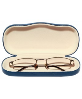 PU Covered Moulded Glasses Case