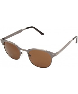 Clubmaster Style Sunglasses with Gun Metal Frames - SALE PRCE !