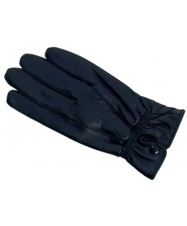 Ladies Sheep Nappa Glove with Button- Many Colours Reduced!