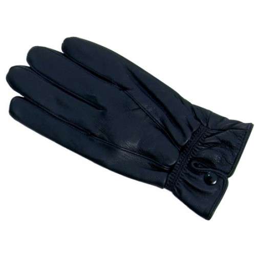 Ladies Sheep Nappa Glove with Button