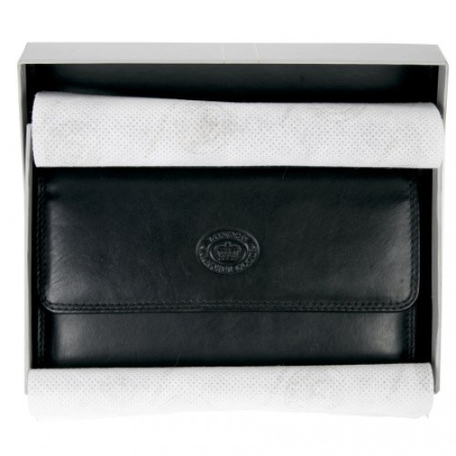London Leathergoods Medium Purse Gift Box