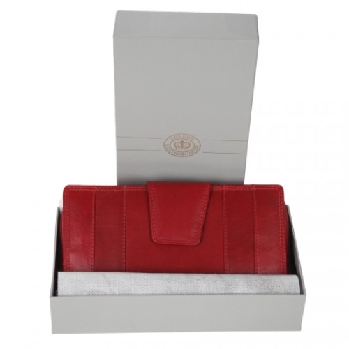 London Leathergoods Large Purse Gift Box